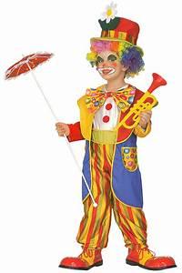 Deguisement Joker Enfant : costume de clown enfant deguisement magic ~ Preciouscoupons.com Idées de Décoration