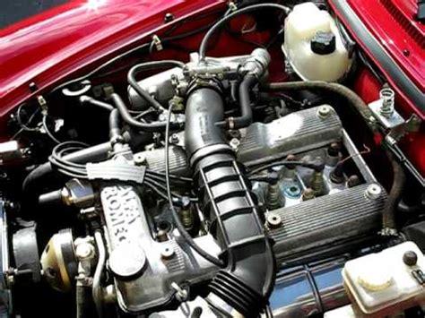 how do cars engines work 1993 alfa romeo 164 spare parts catalogs alfa romeo spider veloce 1993 youtube