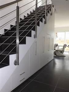Unter Treppen Schrank : schuhschrank unter treppe modern flur stuttgart ~ Michelbontemps.com Haus und Dekorationen