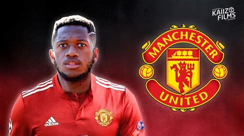 Fred  Welcome To Manchester United  Best Skills, Passes