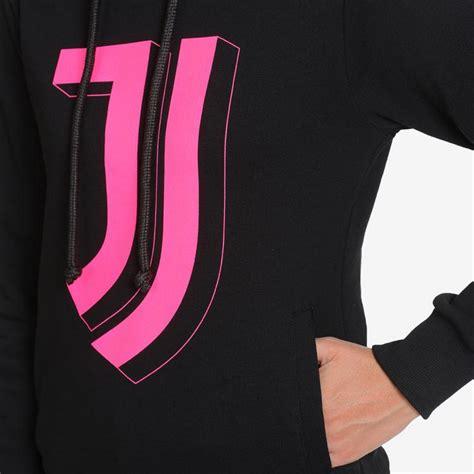 JUVENTUS HOODIE 3D LOGO - WOMAN - Juventus Official Online ...