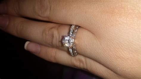 show me your vintage engagement rings weddingbee