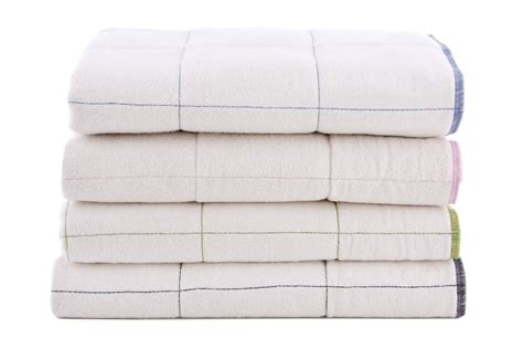 Organic Cotton Flannel Quilted Throw