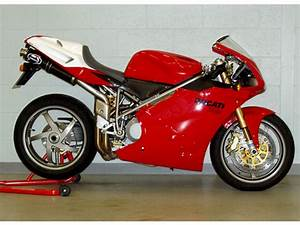 Ducati 748 R 748r Part List Catalog Manual 2001