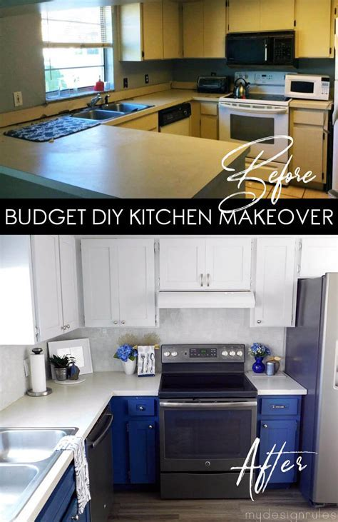 Everything you need to paint your kitchen cabinets   My