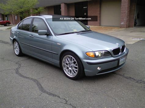 325i Bmw 2002 by 2002 Bmw 325i Automatic With Sport Premium Package