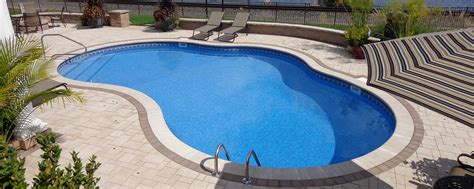 a picture of a pool rochester ny pool installers spas north eastern pools