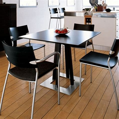 small black dining table set kitchen dining room chairs kitchen decoration black small