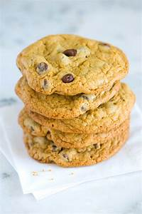 how to make homemade chocolate chip cookies without ...