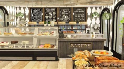 jacobs bakery pizzeria  rubys home design sims