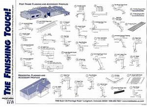 Metal Roofing  Metal Roofing Accessories