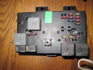 1998 Saturn Sl1 Fuse Box Diagram