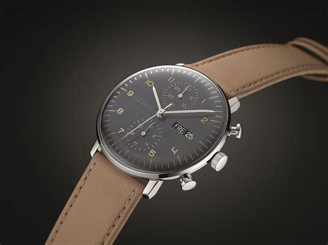 Max Bill By Junghans by Junghans Max Bill Chronoscope