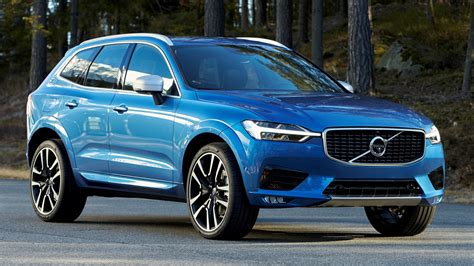 It is now in its second generation. 2017 Volvo XC60 R-Design - Wallpapers and HD Images | Car ...
