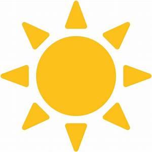 File:Emoji u2600.svg - Wikimedia Commons