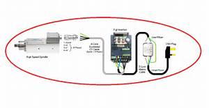 High Speed Spindles Wiring Diagram