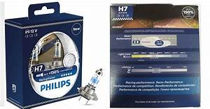 Philips Racing Vision H7 : h7 150 philips 3500k 12972rvs2 12v 55w px26d 150 ~ Jslefanu.com Haus und Dekorationen