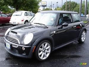 Mini Cooper 2003 : 2003 cosmos black metallic mini cooper s hardtop 17035537 car color galleries ~ Farleysfitness.com Idées de Décoration