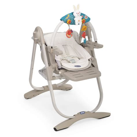chaise haute bébé chicco chaise haute bébé polly magic mirage de chicco chez naturabébé