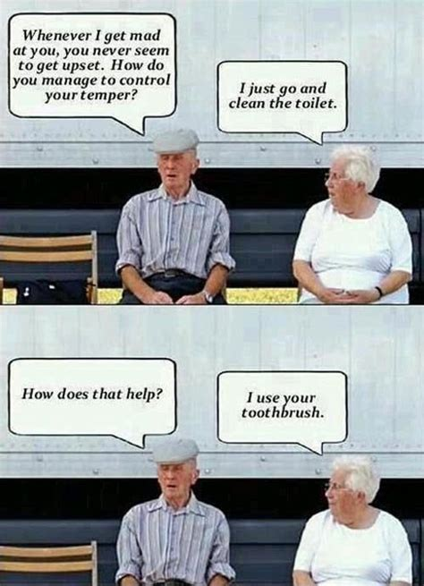 Funny Memes About Couples - old people problems