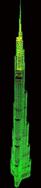 Design, Construction and Structural Details of Burj al
