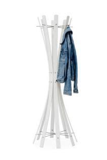 garderobenständer holz massiv garderobenst 228 nder aus holz massiv und edelstahl moderne garderobe mit hacken aus edelstahl 216
