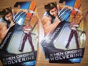 X Men Origins Wolverine Deadpool Images Toy Discussion