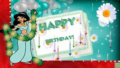 Jasmine Birthday Happy Disney Princess Song