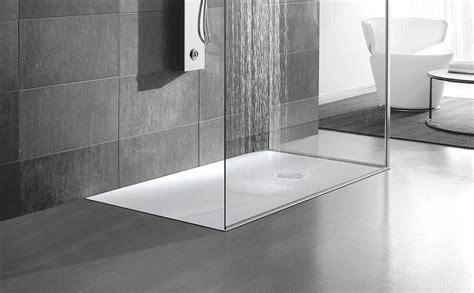 piatti doccia  filo   bagno trendy cose  casa