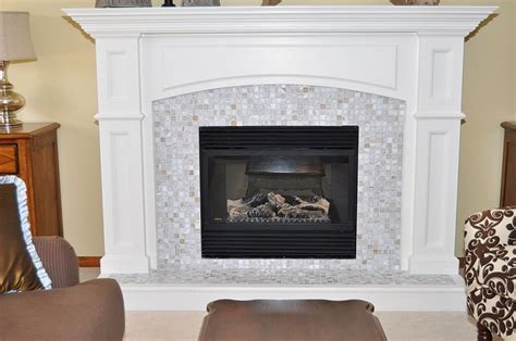 Gas Fireplace Makeover! Stair Treads For Hardwood Floors Natural Maple Flooring Dustless Floor Refinishing Wood In Bedrooms Or Carpeting Scrubbing Cleaner Mop Hard