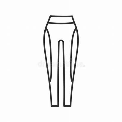 Pants Icon Leggings Linear Sports Activewear Contour