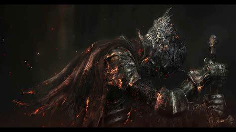 dark souls iii knight warrior armor animated wallpaper