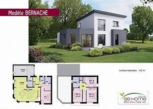 plan de maison 110m2 avec etage With good plan de maisons gratuit 11 les maisons americaines