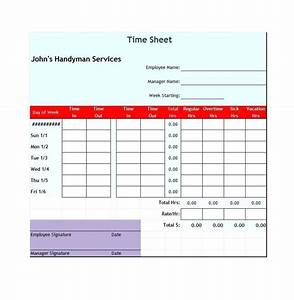 time card template for excel ereadsclub With daily timesheet template excel 2010
