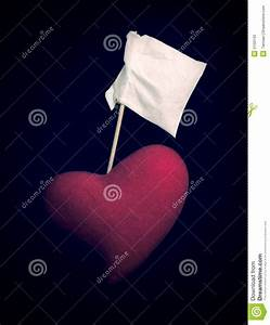 Heart U0026 39 S Surrender Stock Image  Image Of Heart  Wish  Black