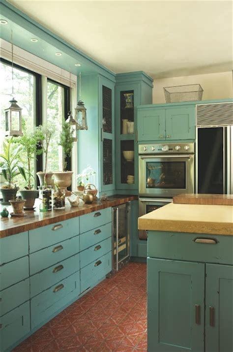 cuisine vert d eau