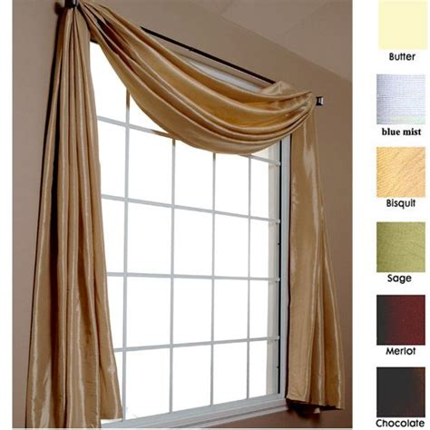 window scarf ideas images  pinterest tents