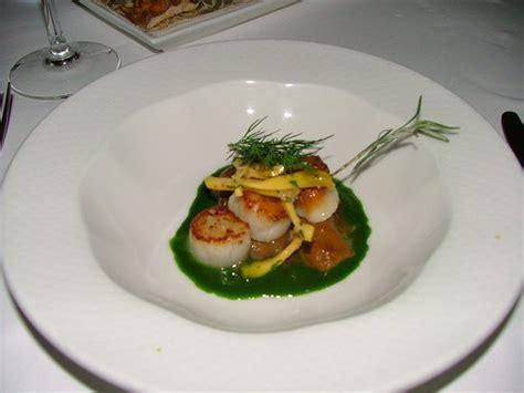 cuisine gastronomique entrée à base de jacques picture of mozaic restaurant gastronomique ubud tripadvisor