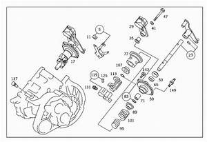 Mercedes Vito Gear Linkage Adjustment