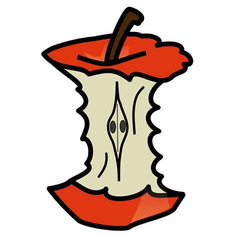 filetux paint apple core svg wikimedia commons