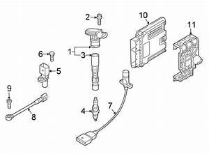 06k905601m - Spark Plug  2 5 Liter  4 0 Liter