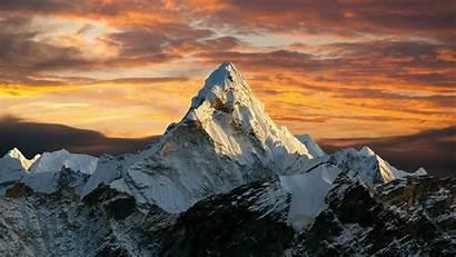 Everest Mountain Mount Nature Landscape Wallpapers Wallhere
