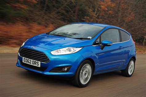 ford fiesta  ecoboost review auto express