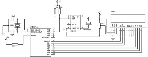 Interfacing Picfa With Real Time Clock