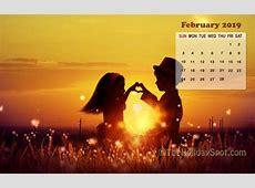February 2019 Calendar Wallpaper Wallpapers from