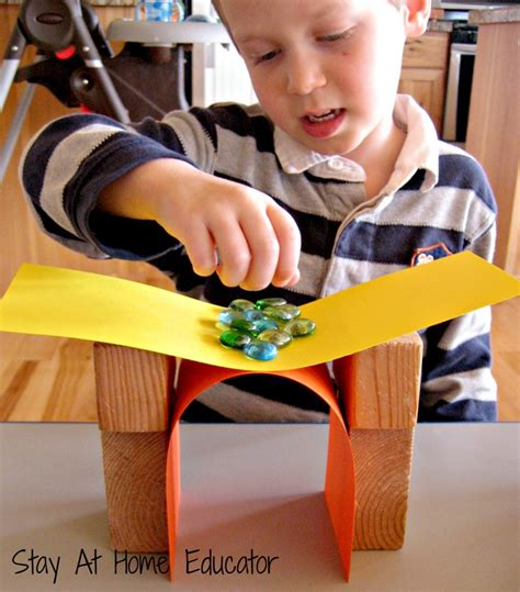 build and test in bridges theme in preschool 609 | Testing Bridges.3 878x1000