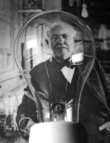 Who Invented The Incandescent Light Bulb by Thomas Edison Www Planetshifter Com