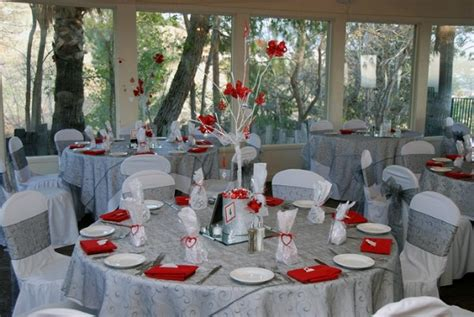 25th Anniversary Party Ideas For Your Silver Wedding