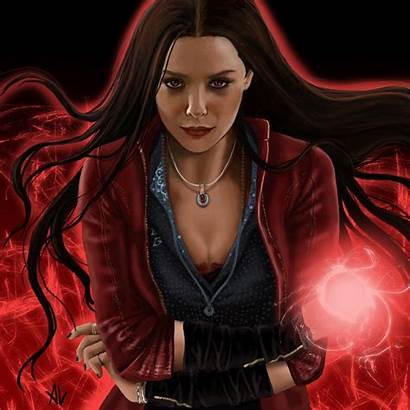 Scarlet Witch Wallpapers Cave