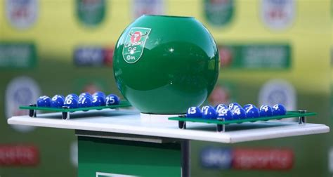 Carabao Cup fourth round draw time, ball numbers and TV ...